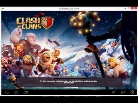 Clash of Clans Bir Cihazda 2 Hesap Açma ve Oynama:)