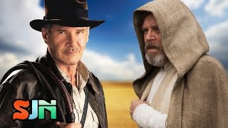 Release dates for Star Wars Ep. 9 AND Indiana Jones Announced!