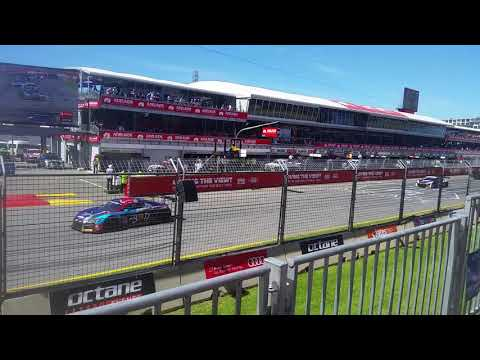 Adelaide 500: New series in Australia Audi R8 LMS Cup Race 1 under safety car