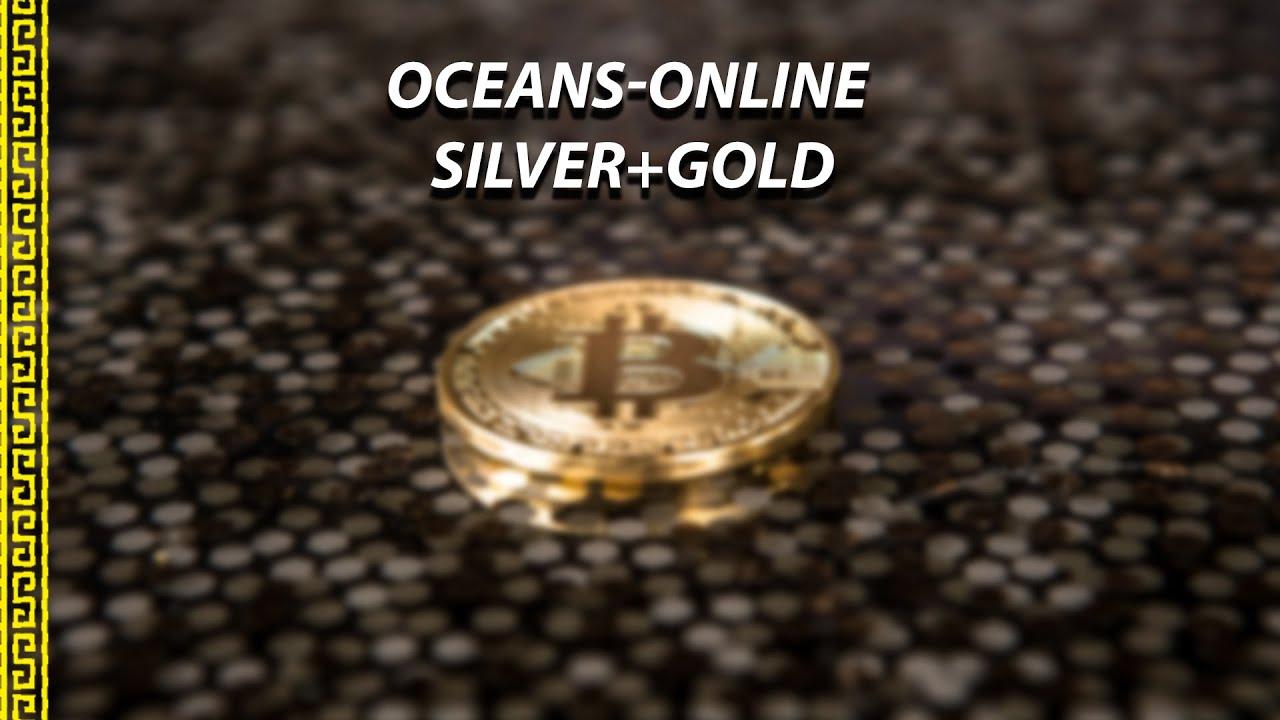 Oceans online+Go.smarttradecoin (silver+gold)