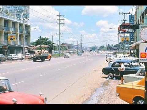 Old Siam Thailand Travel Bangkok 1955 - 1971 Photos Pic1
