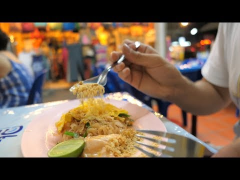cenare con €2,60 in Thailandia