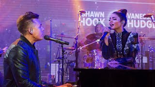 "Vanessa Hudgens & Shawn Hook - ""Reminding Me"" Live (The Today Show)"
