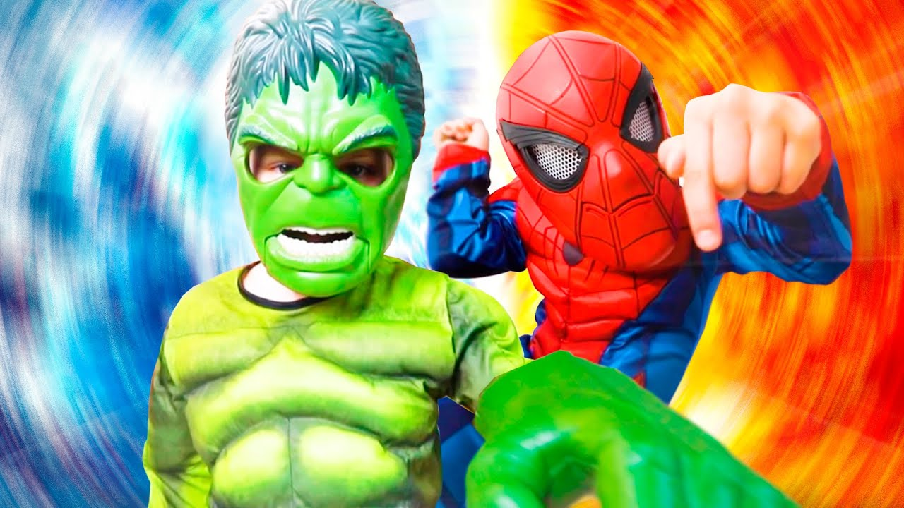 Spider-Man vs Hulk | Why superheroes started this