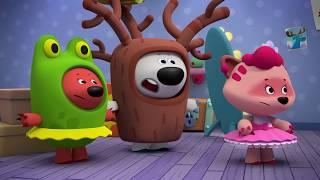 Ми-ми-мишки - Все серии подряд (162 серия) - Мультфильм для детей