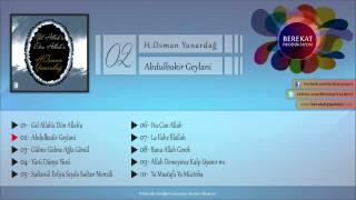 Osman Yanardağ - Abdulkadir Geylani