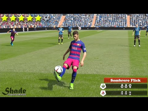 FIFA 16 All 70 Skills Tutorial | Xbox & Playstation | HD 1080p