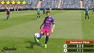 FIFA 16 All 70 Skills Tutorial | Xbox & Playstation | HD 1080p(Get cheap games and codes at https://www.g2a.com/r/gamingsho 3% discount code