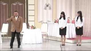 吉本新喜劇座員のNMB48風自己紹介です。 今回はバタやんと藍ちゃんしか...