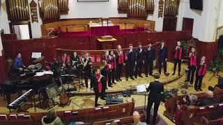 Halifax Jazz Voices - Gravity