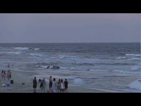 Beach Rescue - Rodanthe North Carolina - Chicamacomico Banks VFD