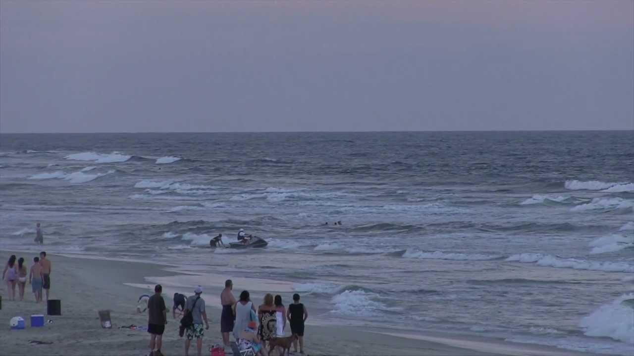 Beach Rescue Rodanthe North Carolina Chicamacomico Banks Vfd