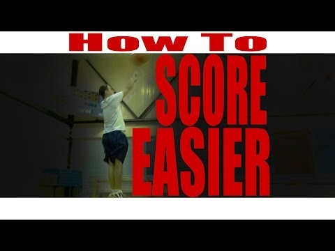 How to Score Easier In Basketball | Dirk Notwizki, Tim Duncan, Dwyane Wade, Bank Shot