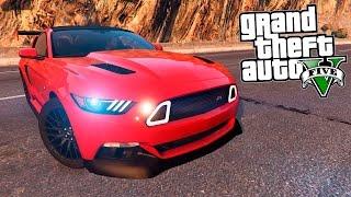 GTA 5 Моды: Ford Mustang GT - Самые проработанные машины! ✅(GTA 5 МОДЫ - рубрика, в который мы с вами смотрим на различные моды для GTA 5. Сегодня мы с вами посмотрим такой..., 2016-03-12T15:30:00.000Z)