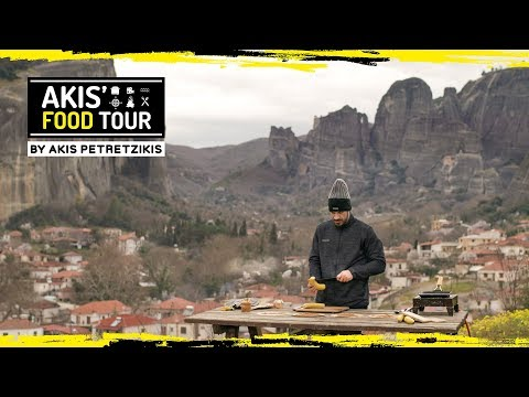Akis' Food Tour – Μετέωρα Επεισόδιο 11