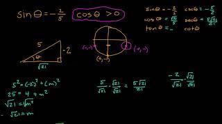 Trigonometry: Finding 6 Trigonometric Functions with Triangles