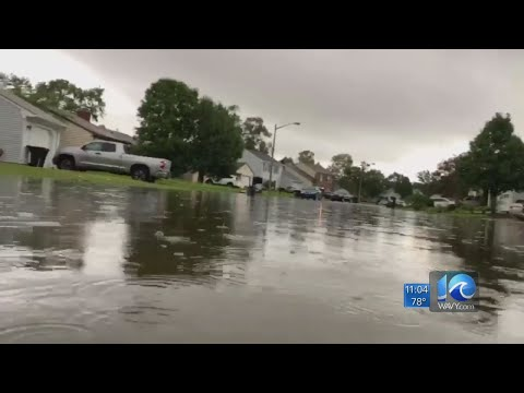 Starting This Summer, Developers Must Plan For More Flooding In Order To Build In Virginia Beach