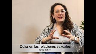 Dolor en las relaciones sexuales- dispareunia o contagia