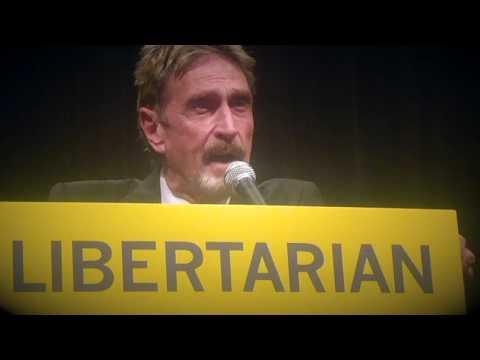 Libertarian National Convention 2016, Orlando Florida