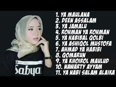 Nisa sabyan full album terbaru #ya maulana