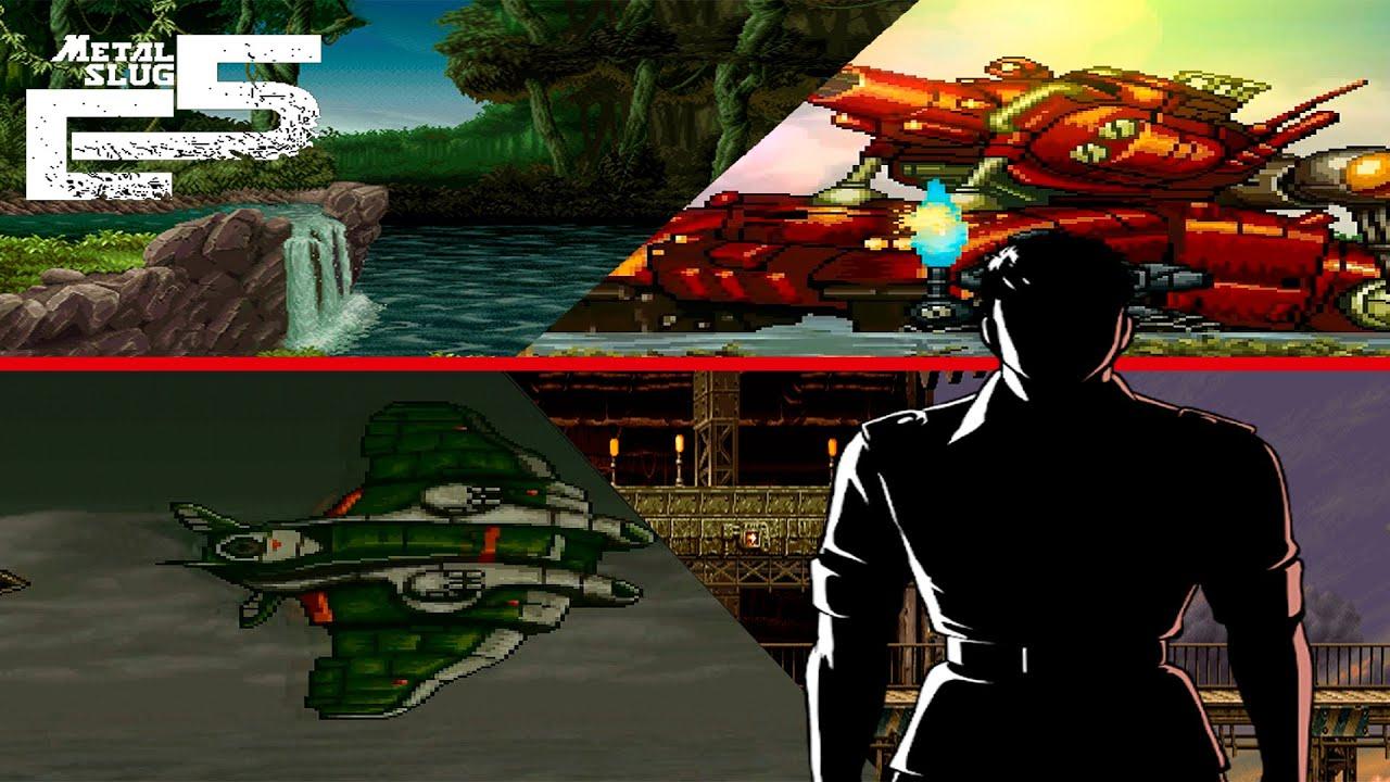 Torrent Metal Slug Anthology PC - Baixar Games