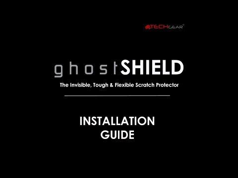 TECHGEAR GhostSHIELD Screen Protector Installation Guide For Samsung Galaxy S7 Edge