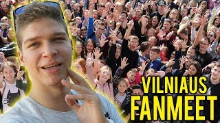 VILNIAUS FANMEET | VLOGAS