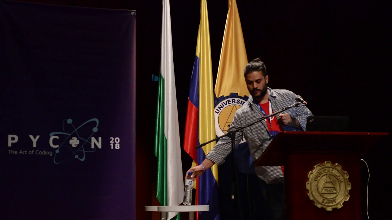 Image from Javier Mansilla - Python and data Science in E-Commerce: A sucess story - PyCon Colombia 2018