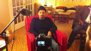 Mike Epps - Behind the Scenes filming Napoleon: Life of an Outlaw BTS Tupac
