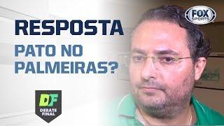 PATO NO PALMEIRAS? VEJA RESPOSTA DE ALEXANDRE MATTOS! COLETIVA COMPLETA
