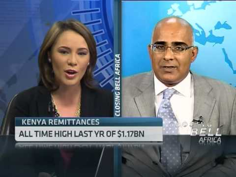 Kenya Remittances Down in March