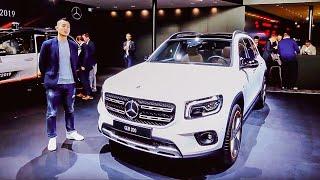 Chi tiết Mercedes GLB 200 - đối thủ của Peugeot 5008 sắp về Việt Nam - Giá cực thơm | XE HAY