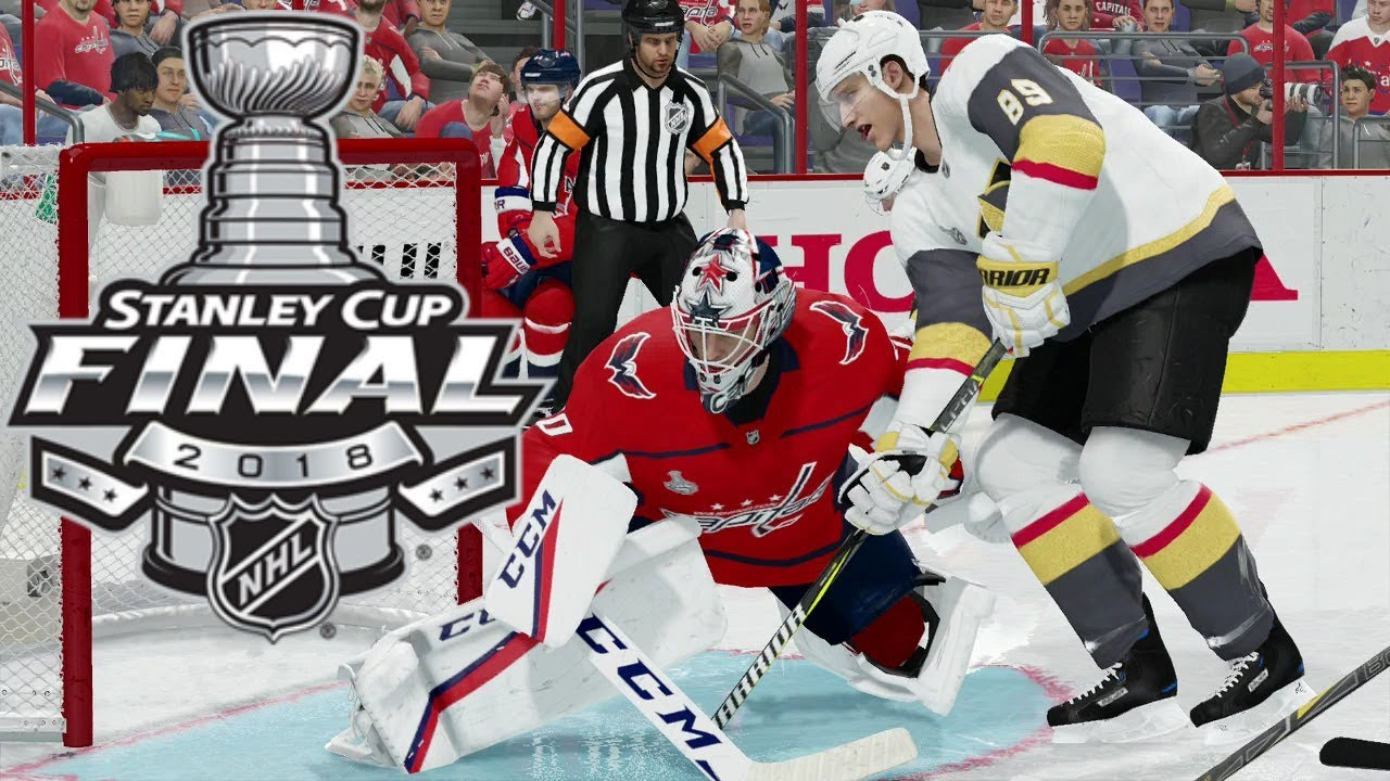 NHL Stanley Cup Final Game 3 Washington Capitals vs Vegas Golden Knights NHL  18 (2018 Stanley Cup) abaee2999e3
