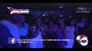 Seychelles Music Artist - Cable TUNES Award 2013...