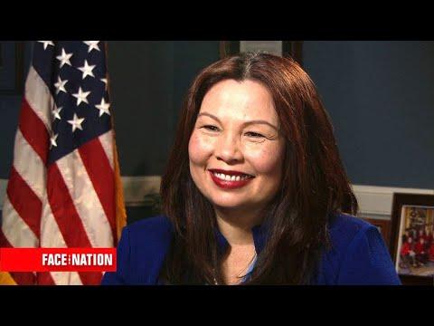 Full interview: Sen. Tammy Duckworth