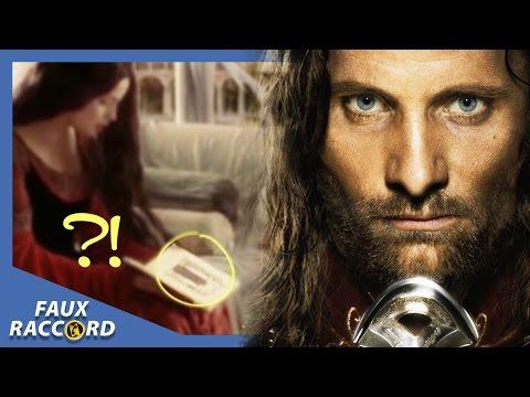 Les plus grosses erreurs du SEIGNEUR DES ANNEAUX ! [Trilogie] - Faux Raccord Reloaded