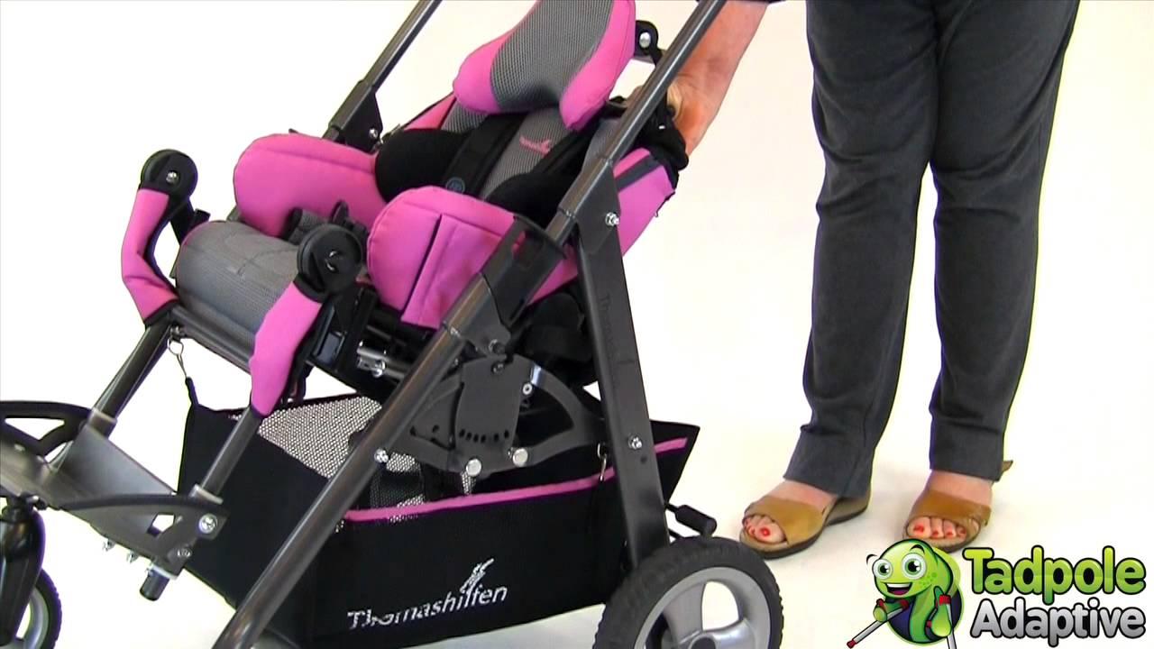 Tadpole Adaptive | Thomashilfen tRide Special Needs Stroller/Wheelchair