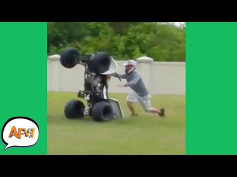 The FAIL Got AWAY From Him! 😂 | Funny Fails | AFV 2021
