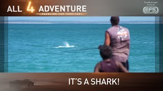 Shark got him! ► All 4 Adventure TV