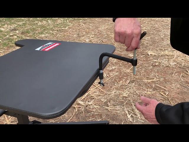 Birchwood Casey Bc The Ultra-Steady Bench