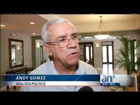 Trump no rompería relaciones con Cuba pero si congelaría el deshielo - América TeVé