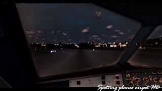 FSX MUST SEE  !!! COCKPIT LANDING close to real life    [HD