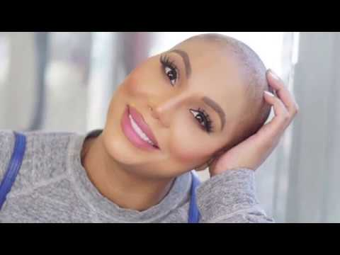Tamar Braxton Shaves Her Head And Now Finally Feels Free