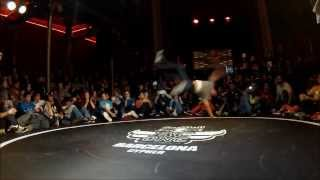 Breakdancing Cypher in Barcelona 2014 - Red Bull BC One Bboy BOBY Bboy Briky Bboy lucas