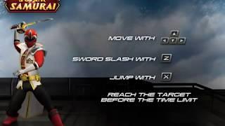 Guia MiniJuego Power Rangers Super Samurai comentado en español