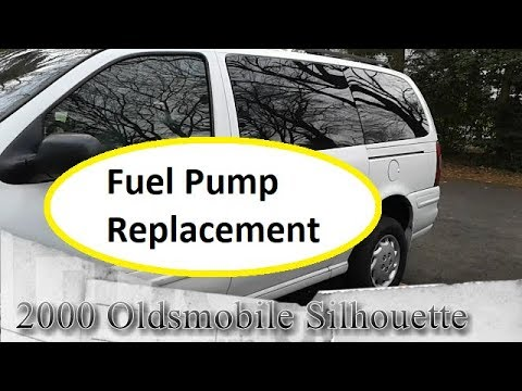 Fuel Pump Replacement Olds Silhouette Venture Montana GM 3.4L V6 Fix