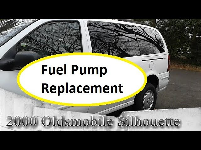 [ZHKZ_3066]  Fuel Pump Replacement Olds Silhouette Venture Montana GM 3.4L V6 Fix -  YouTube | 1999 Chevy Venture Fuel Filter Location |  | YouTube