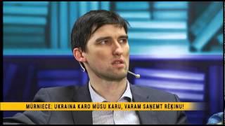 Par ASV armiju Baltijā, karu Ukrainā, mediju tiesībām un Bērziņa braucienu uz Maskavu
