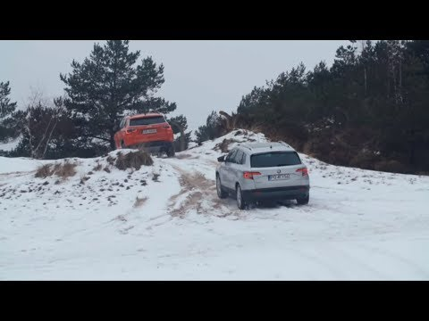 Mieli szansę przetestować miejskie SUV-y na off-roadzie [Automaniak]