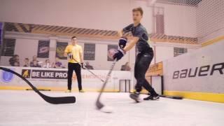 Тренировка кистевого броска в ХТЦ БиЛайкПро-Дубровка